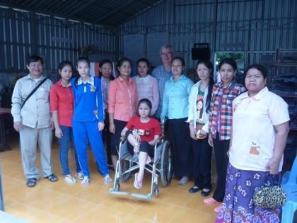 Visit to Kampong Speu